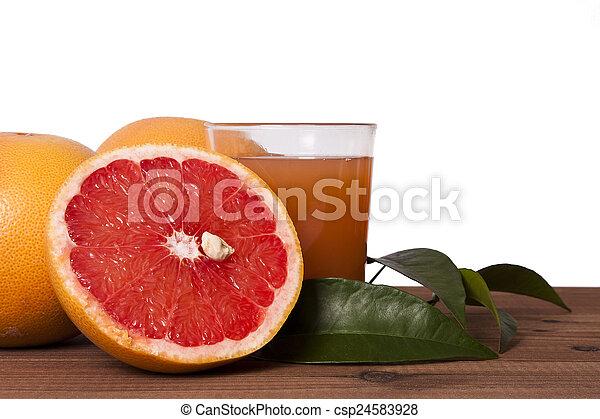 grapefruit - csp24583928