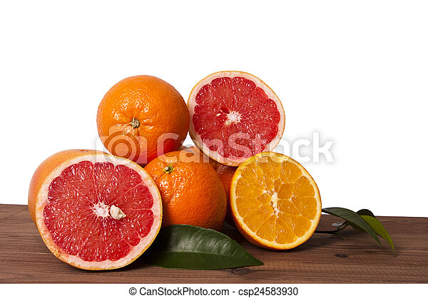 grapefruit - csp24583930