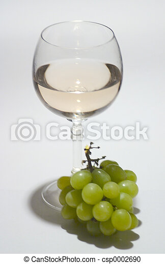 Grapes and Wine - csp0002690
