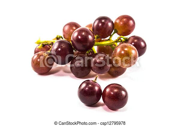 Grapes - csp12795978
