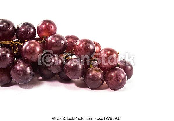 Grapes - csp12795967