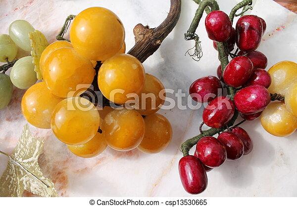 grapes - csp13530665