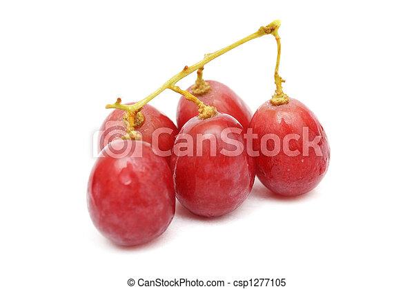 Grapes - csp1277105