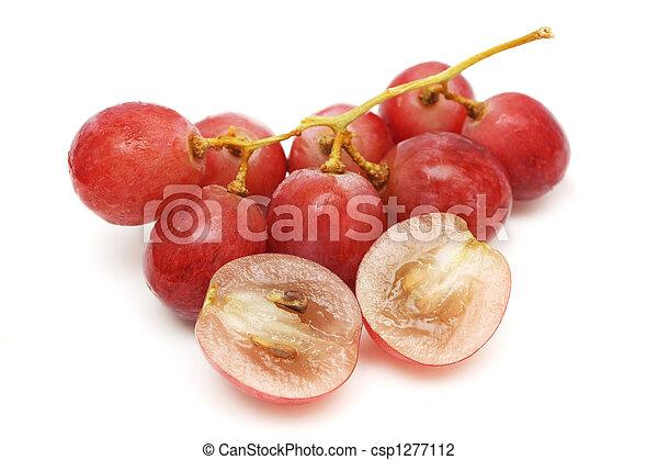 Grapes - csp1277112