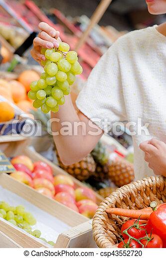 grapes - csp43552720