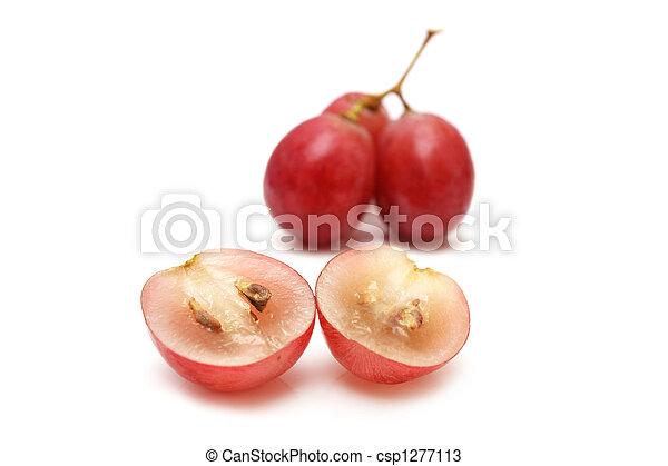 Grapes - csp1277113