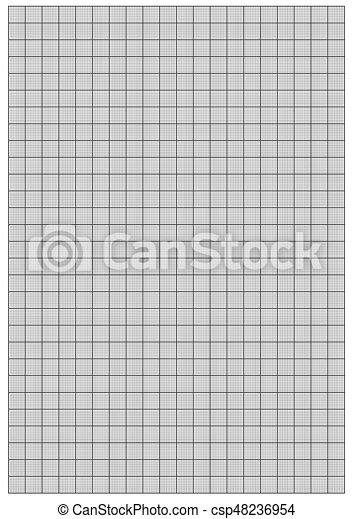 graph paper coordinate paper grid paper squared paper image rh canstockphoto com Grid Paper Clip Art Grid Paper Template
