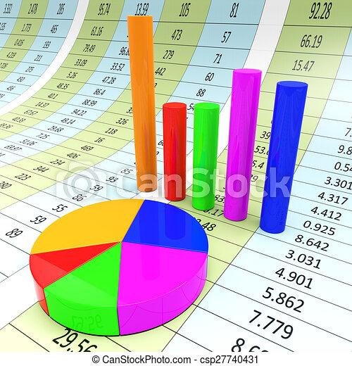Graph Report Indicates Diagram Charts And Analysis Graph Report Meaning Infograph Commercial And Profit
