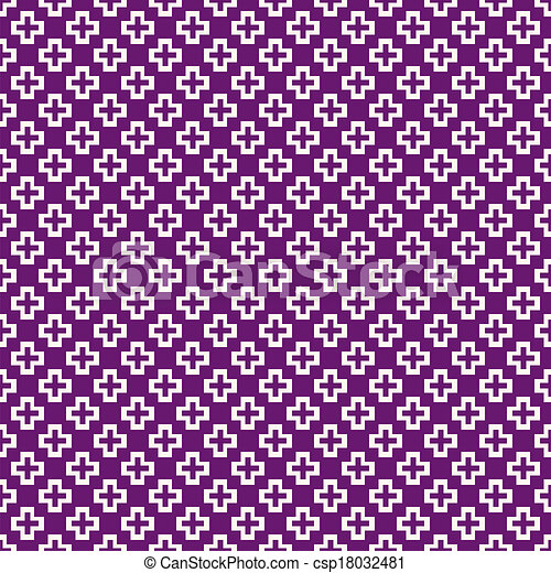 Graphic vector seamless pattern (tiling) - csp18032481