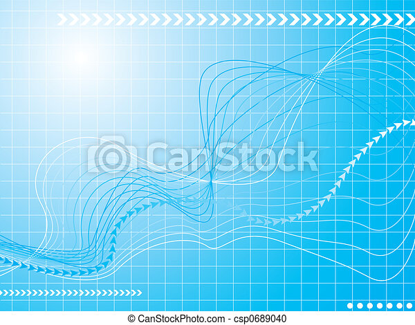 graphical wave - csp0689040