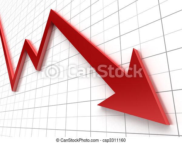 graphique, business - csp3311160