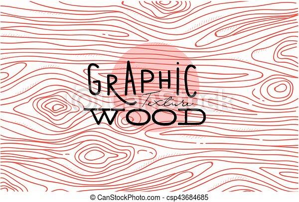 Graphique Texture Bois
