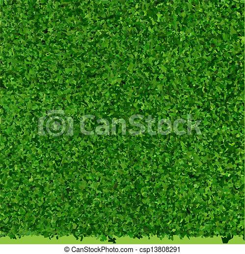 gras, groene - csp13808291