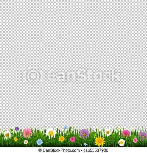grass border no background aesthetic grass and border transparent background csp55537980 and border transparent background with gradient mesh vector