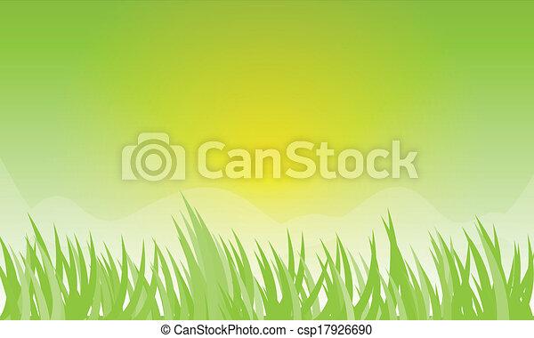 Grass - csp17926690