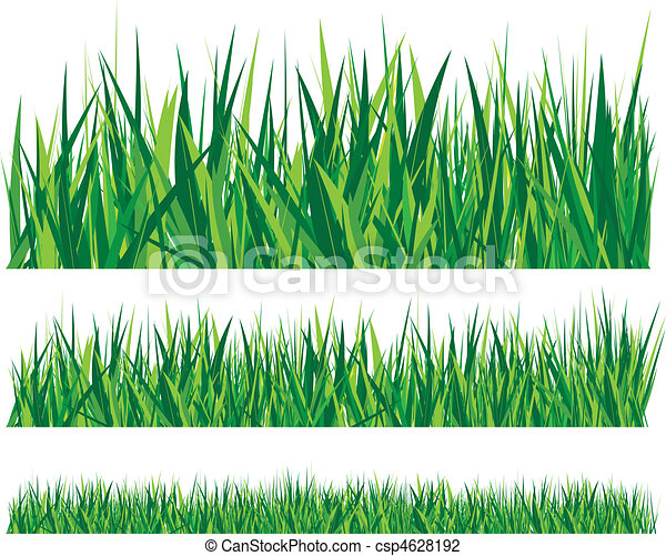 rows of grass rh canstockphoto com Grass Clip Art artificial grass vector