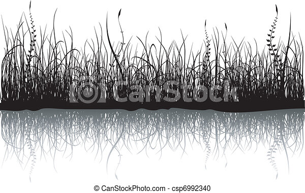Line Drawing Grass : Continuous line drawing tree vector illustration stock photo