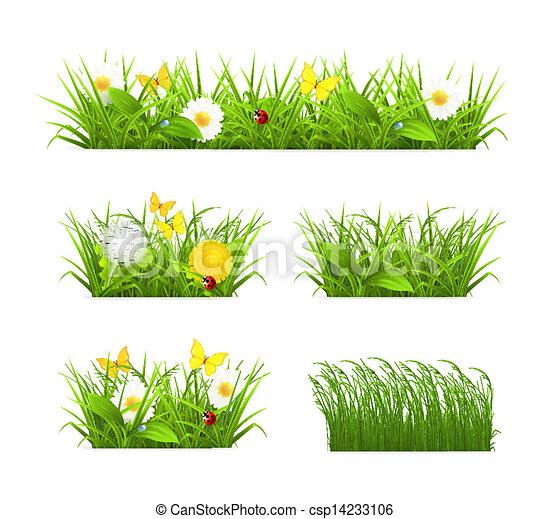Grass set - csp14233106