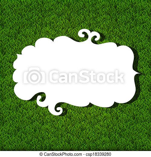 Grass texture - csp18339280