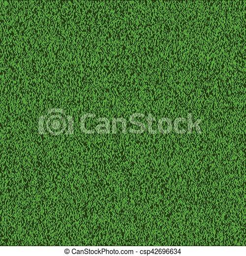 Grass Texture Illustration - csp42696634