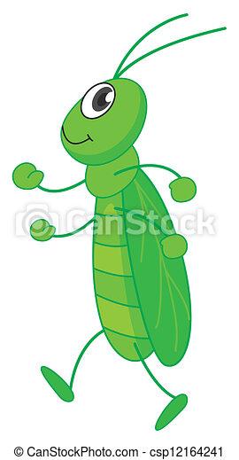 Grasshopper - csp12164241