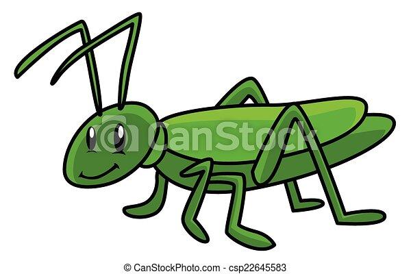 Grasshopper  - csp22645583