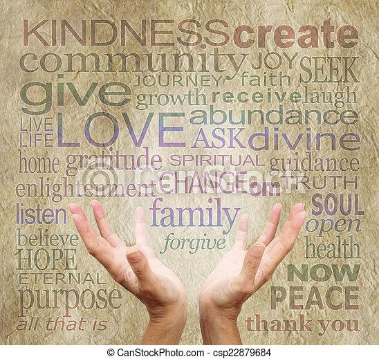 Gratitude Attitude - csp22879684