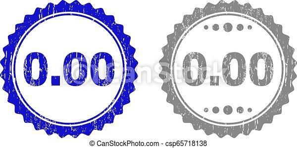 gratté, timbre, 0.00, cachets, textured, ruban - csp65718138
