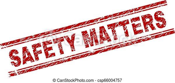 gratté, timbre, textured, compter, label sécurité - csp66004757