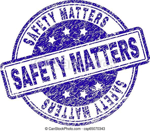 gratté, timbre, textured, compter, label sécurité - csp65070343