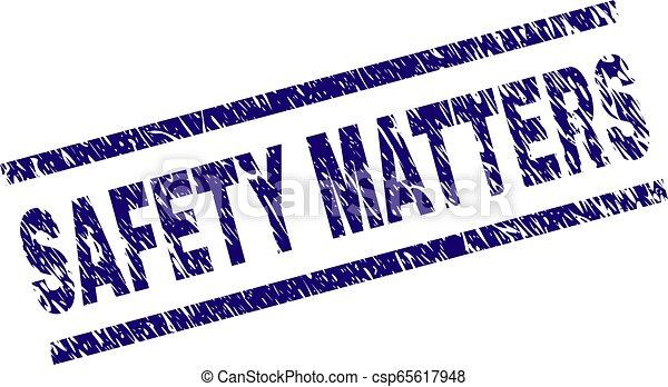 gratté, timbre, textured, compter, label sécurité - csp65617948