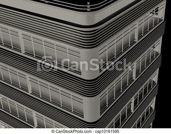 grattacieli - csp10161595