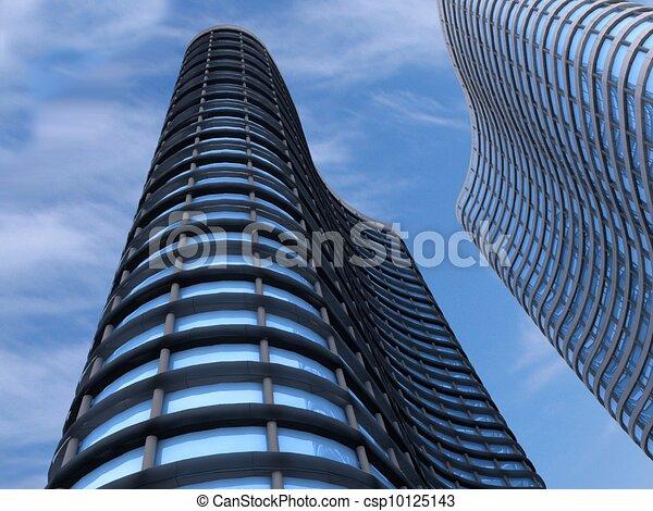 grattacieli - csp10125143
