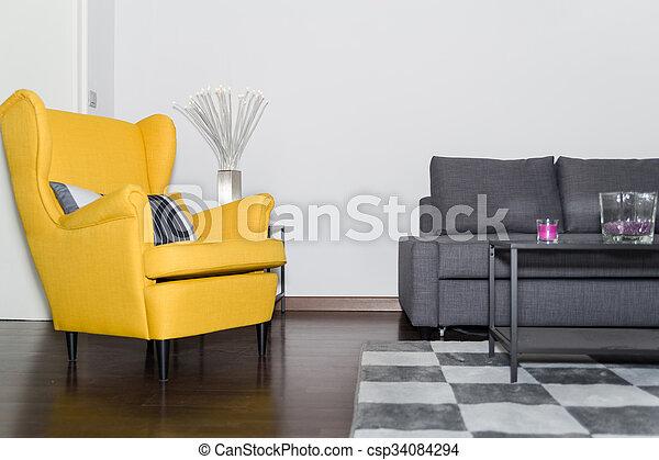Graue Sofa Modern Couch Sessel Anmutig Graue Stil Mode