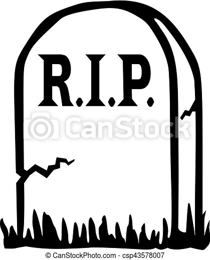 grave tomb with rip vector clipart search illustration drawings rh canstockphoto com grave clipart images grave clipart images