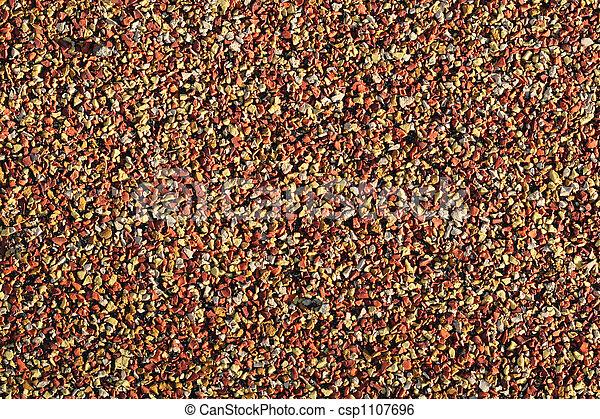 gravel background - csp1107696