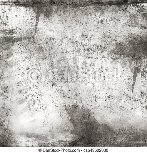 Gray Brush Stroke Texture Background   Csp43602038