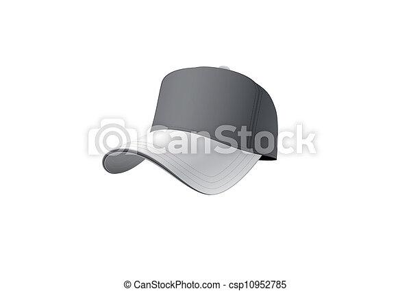 gray cap - csp10952785