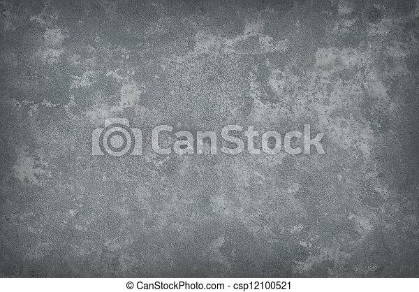 Gray grungy background - csp12100521