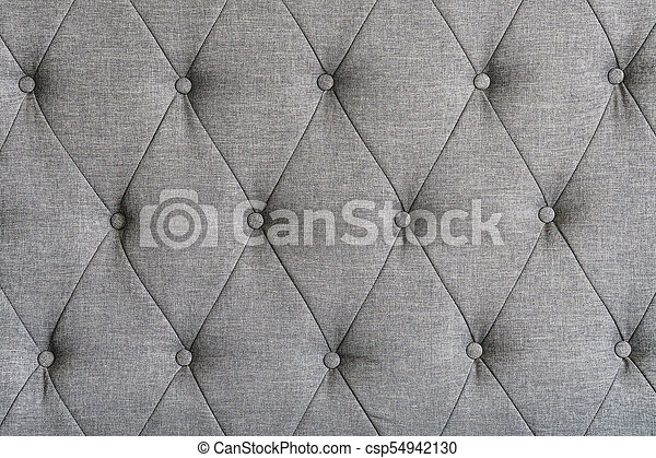 Gray Sofa Leather Textures Csp54942130