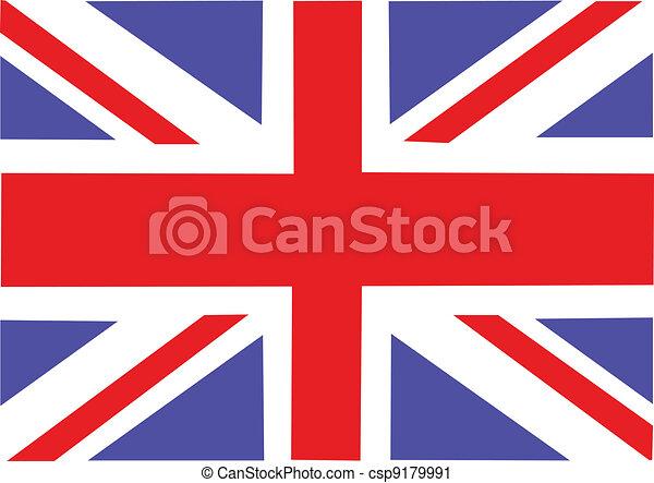 Great Britain flag - csp9179991
