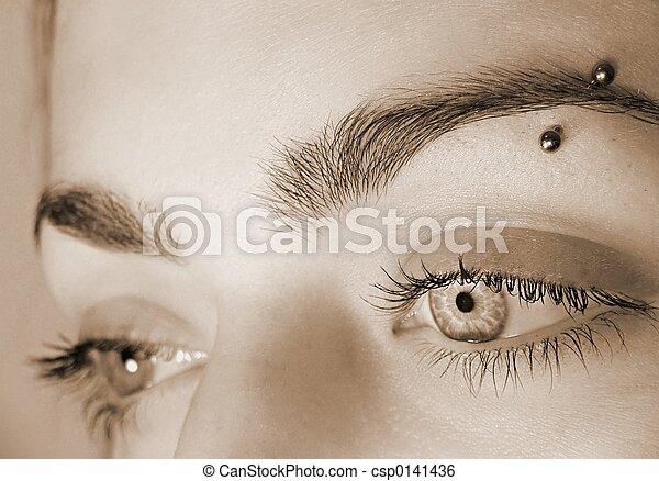 Great Eyes - csp0141436