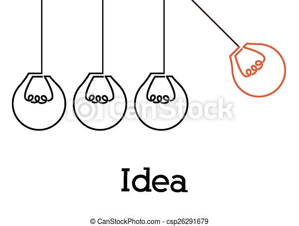 Great idea design - csp26291679