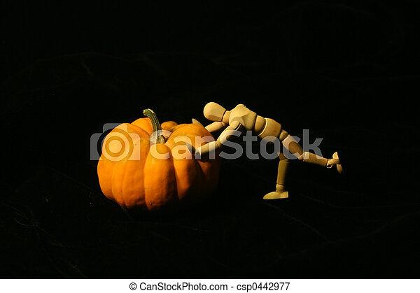 Great Pumpkin Escape - csp0442977