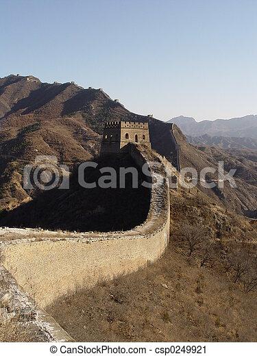 Great wall - csp0249921