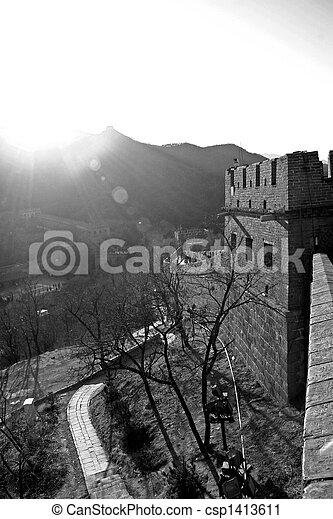 Great wall - csp1413611