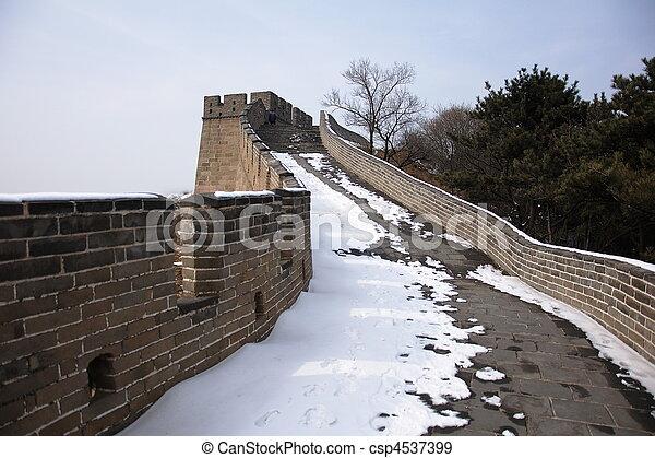 Great Wall - csp4537399