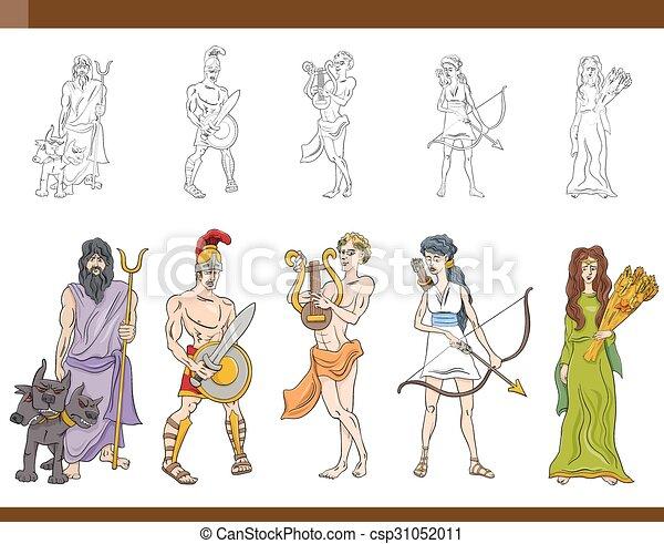 Art Decoratif Grec Et Romain