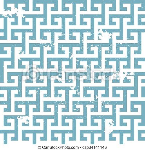 greek background pattern - csp34141146