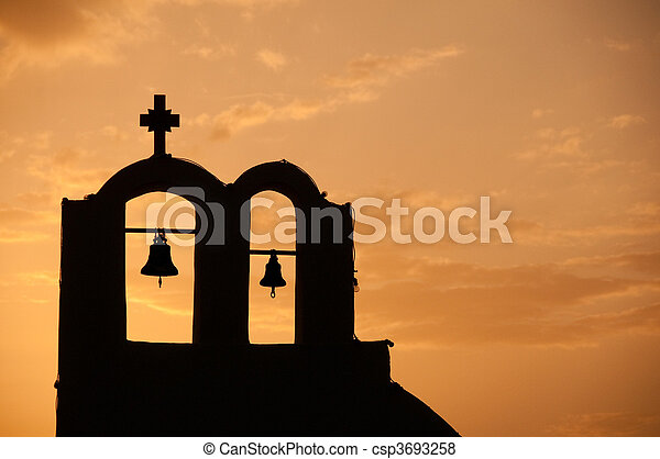 Greek Church - csp3693258